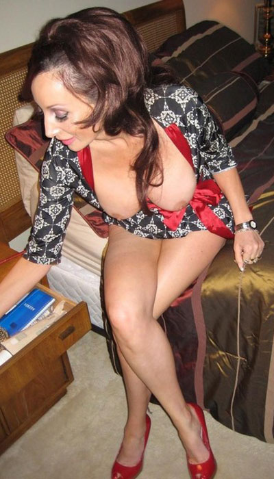 femme cougare nue ans